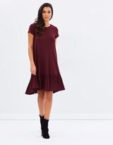 DECJUBA Vanessa Peplum Dress
