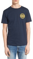 Obey Men's Dissent And Propaganda Graphic T-Shirt