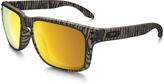 Oakley Matte Sepia & Gold Holbrook Urban Jungle Sunglasses