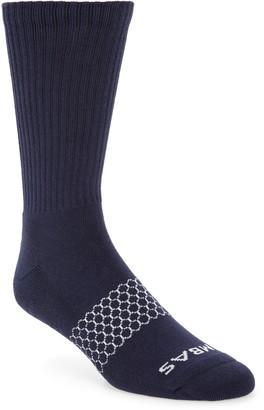 Bombas Solid Crew Socks