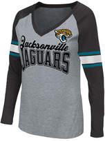 G-iii Sports Women's Jacksonville Jaguars In the Zone Long Sleeve T-Shirt