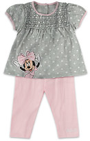 Disney Minnie Mouse Top and Leggings Set for Baby