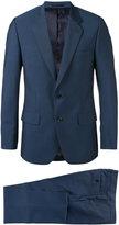 Paul Smith two-piece suit - men - Viscose/Wool - 48