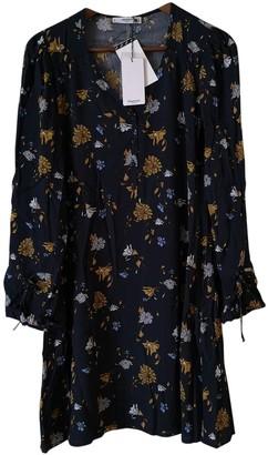 MANGO Blue Dress for Women
