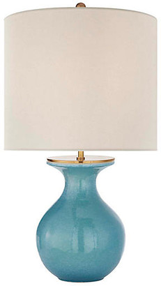 Kate Spade Albie Table Lamp - Sandy Turquoise