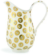 Michael Wainwright Tempio Luna Gold Pitcher