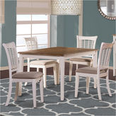 Hillsdale House Bayberry 5-pc. Rectangular Dining Table Set