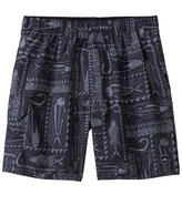 Quiksilver Waterman's Gone Fishing Volley Short 8132313