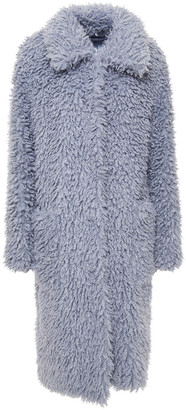 Stand Studio Taylor Faux Shearling Coat