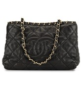 Chanel Pre Owned small quilted chain shoulder bag