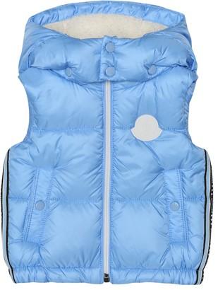 Moncler Enfant Baby Luoroux down vest