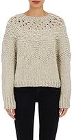 Helmut Lang Women's Mixed-Stitch Sweater