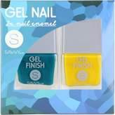 Savvy Gel Nail Duo 2 pack