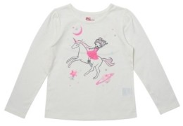 Epic Threads Toddler Girls Long Sleeve Graphic Tee