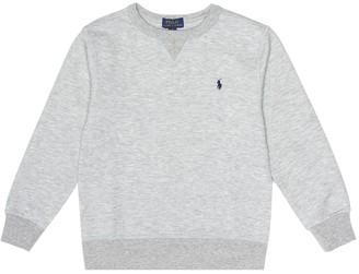Polo Ralph Lauren Cotton-blend sweatshirt