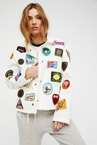 Free People Girl Gang Jacket