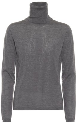 Max Mara Saluto virgin wool turtleneck sweater