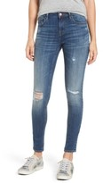 Vigoss Women's Jagger Ripped Skinny Jeans