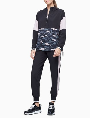 Calvin Klein Performance Printed Colorblock Joggers