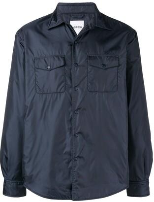 Aspesi shirt style wind-breaker jacket