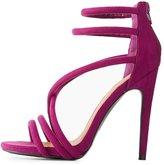 Charlotte Russe Qupid Tubular Dress Sandals
