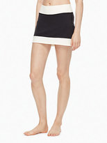 Kate Spade Blocked frame skirt