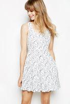 Jack Wills Dress - Raddery Oar Print