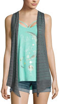 Self Esteem Tank Top and Vest Set