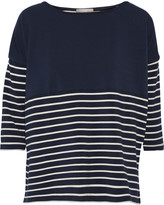 Tart Collections Anaia striped stretch-modal top