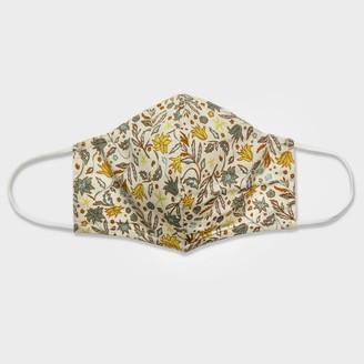 Universal Thread Women's Single Fabric Face Mask - Universal ThreadTM Zodiac Floral
