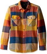 Obey Men's Wallace Woven Shirt