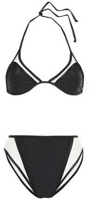 Adriana Degreas Cutout Triangle Bikini