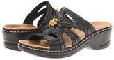 Clarks Lexi Myrtle (Black) Women's Shoes