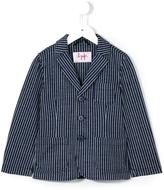 Il Gufo striped blazer - kids - Cotton - 4 yrs