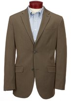 Perry Ellis Non-Iron Solid Textured Jacket