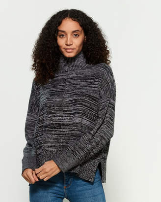French Connection Boxed Turtleneck Sweater