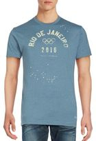 Kinetix Olympic Graphic Print Tee