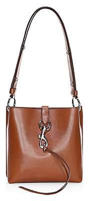 Rebecca Minkoff Women's Small Megan Leather Feed Crossbody Bag