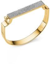 Monica Vinader Women's Signature Diamond Bangle
