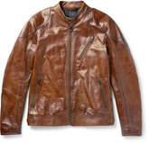 Belstaff Maxford 2.0 Leather Jacket