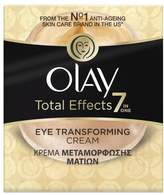 Olay Total Effects Moisturiser Eye Transforming Cream 15ml
