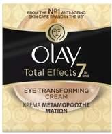 Olay Total Effects Moisturiser Eye Transforming Cream 15ml
