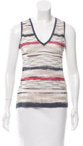 M Missoni Sleeveless Space Dyed Top