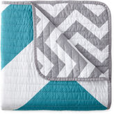 MIZONE Mi Zone Leo Quilted Throw