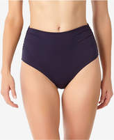 Anne Cole Live In Color High-Waist Bikini Bottoms, a Macy's Exclusive Style Women's Swimsuit