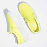 Vans Kids Neon Glitter Slip-On