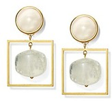 Tory Burch Geo Statement Earring