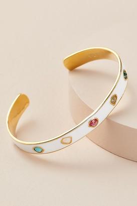 Anthropologie Jewel Cuff Bracelet