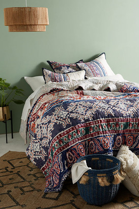 Risa Quilt By Artisan Quilts by Anthropologie in Assorted Size TW TOP/BED