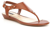 Alex Marie Marlana Leather Thong Sandals